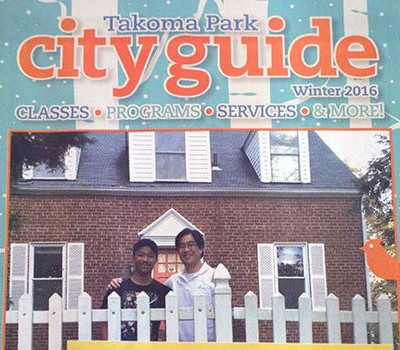 2016 Winter City Guide (front page ad)