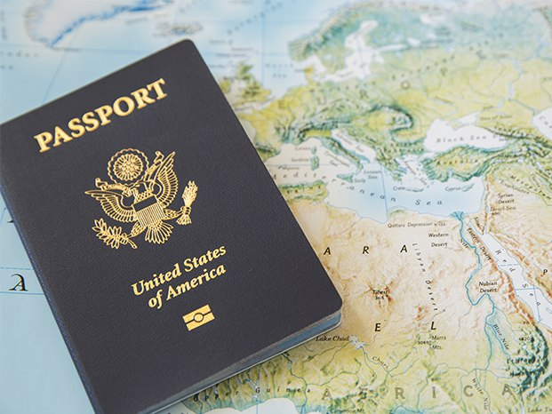 Passport Services (Content Image)