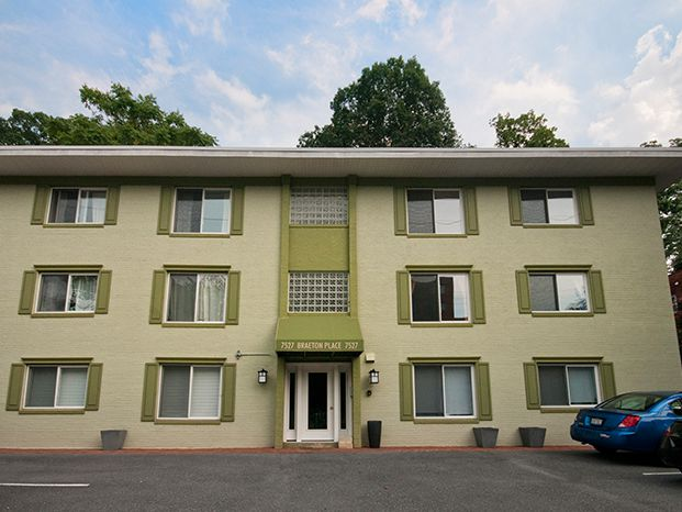 Condos at 7527 Braeton Place in Takoma Park (content image)