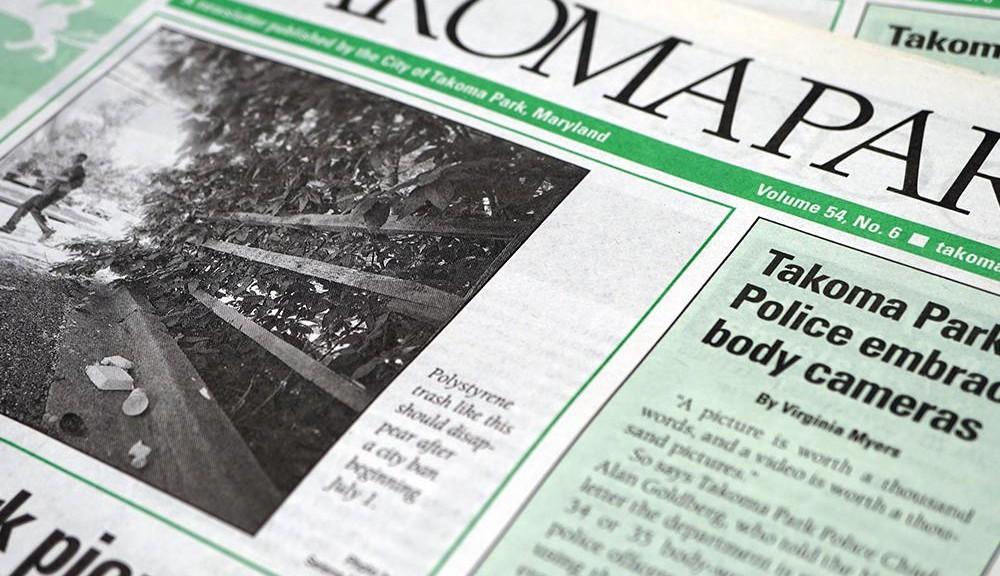 Takoma Park Newsletter (default image)