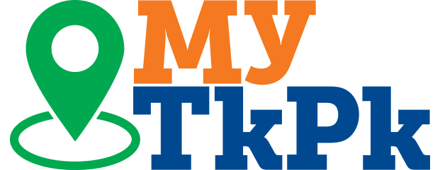 My TkPk logo