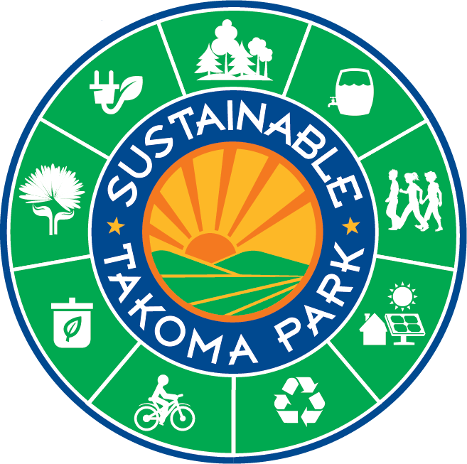 Sustainable Takoma Park logo