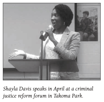 Takoma Park Group Looks to Reform Criminal Justice | City of